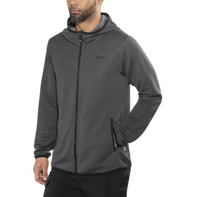 Meru Serres Fleece Hoody Men Anthracite